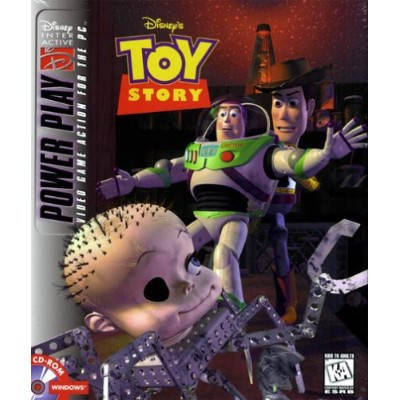 Toy Story Power Play (輸入版)