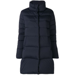 Duvetica oversized down jacket - ブルー