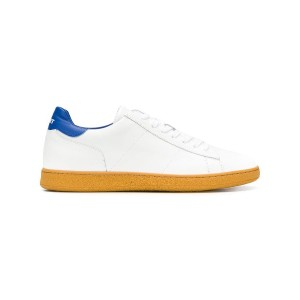 Rov contrast detail sneakers - ホワイト