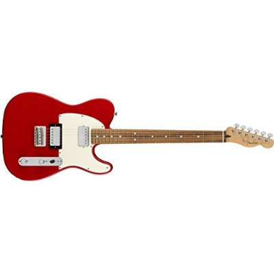 Fender エレキギター Player Telecaster® HH, Pau Ferro Fingerboard, Sonic Red