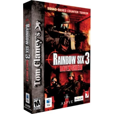Tom Clancy's Rainbow Six 3: Raven Shield (Mac) (輸入版)