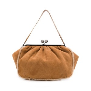 Max Mara Mary shoulder bag - ブラウン