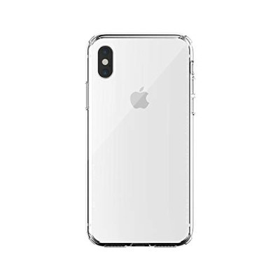 Just Mobile iPhone XS Max ケース TENC Air Crystal クリスタルクリア(テンク エアー)6.5インチ アイフォン カバー クリア 透明【日本正規代理店品】...