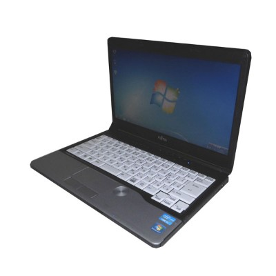 富士通 LIFEBOOK S762/G (FMVNS8AE) Windows7 Pro 32bit 中古ノートパソコン 13.3インチ Core i5-3340M 2.7GHz/4GB/320GB...