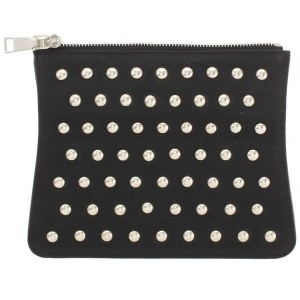 【SALE 60%OFF】MURUA Dot studded Flap(ブラック) レディース