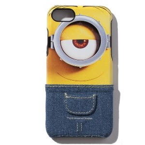 kajsa 〈Kajsa〉iPhone7 Minions back case(STUART) メンズ
