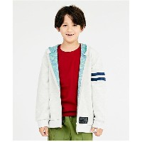 【SALE 50%OFF】KRIFF MAYER(Kids) ニジイロパーカー(オートミール)【返品不可商品】