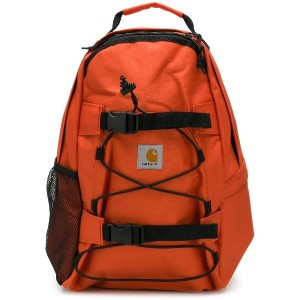 Carhartt Heritage loose fitted backpack - オレンジ