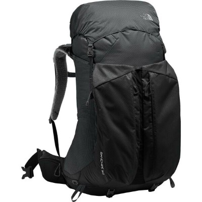 (取寄)ノースフェイス バンチー 50L バックパック The North Face Men's Banchee 50L Backpack Asphalt Grey/Tnf Black