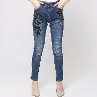 デシグアル Desigual DENIM_PISA (DENIM DARK BLUE)