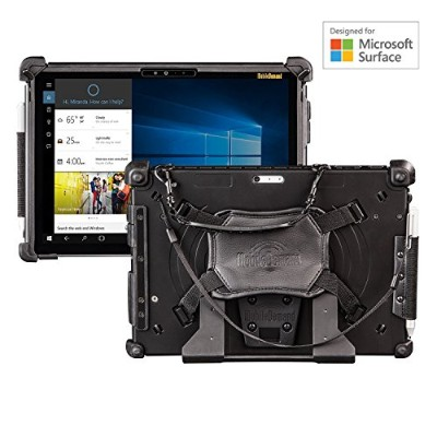 MobileDemand, LC Microsoft Surface用ケース 堅牢 高品質 - Microsoft Surface Pro 6 Surface Pro LTE Surface Pro...