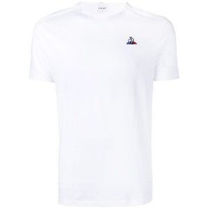 Le Coq Sportif perfectly fitted T-shirt - ホワイト