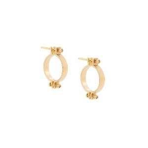 Annelise Michelson extra small Alpha earrings - ゴールド