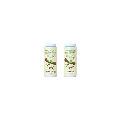 Little Twigs Baby Powder Unscented- 2 Pack by Little Twig [並行輸入品]