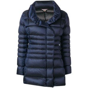 Colmar fitted padded jacket - ブルー