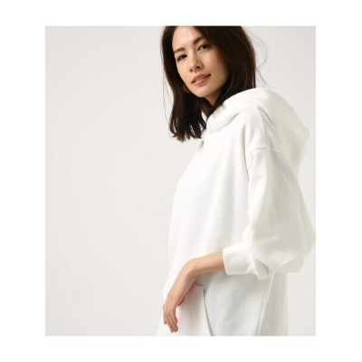 AZUL by moussy ビッグフーディパーカー アズールバイマウジー カットソー【送料無料】