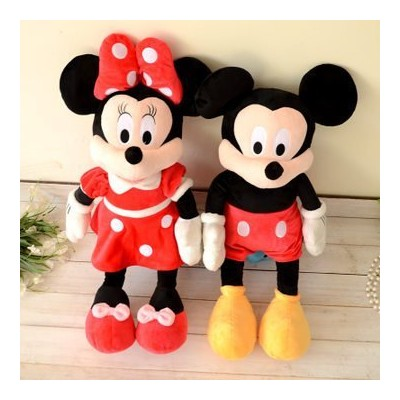 Hot!!!Mickey Mouse and Minnie Mouseof 36 cm best toys children's favorite holiday gifts The perfect...