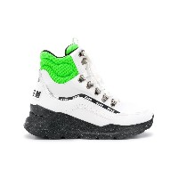 MSGM Tractor sneakers - ホワイト