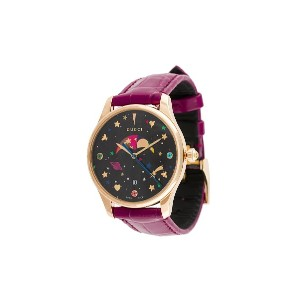 Gucci GUCCI GCYA1264050MOONPHASE BURGUNDY not available - パープル