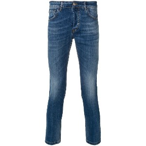 Entre Amis skinny jeans - ブルー