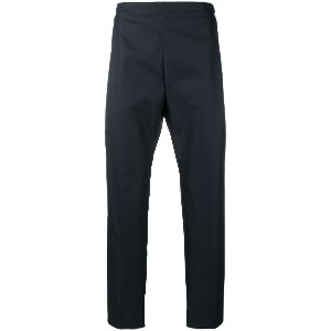 Stephan Schneider Division tapered trousers - ブルー