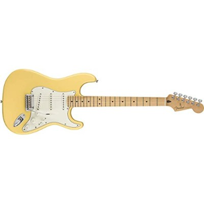 Fender エレキギター Player Stratocaster®, Maple Fingerboard, Buttercream