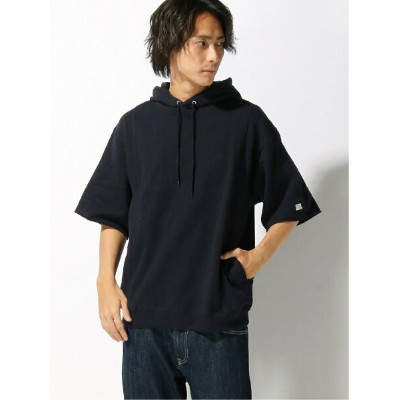 【SALE/30%OFF】B:MING by BEAMS RUSSELL ATHLETIC × ビーミング by ビームス / 別注 ショートスリーブ パーカ BEAMS ビームス...