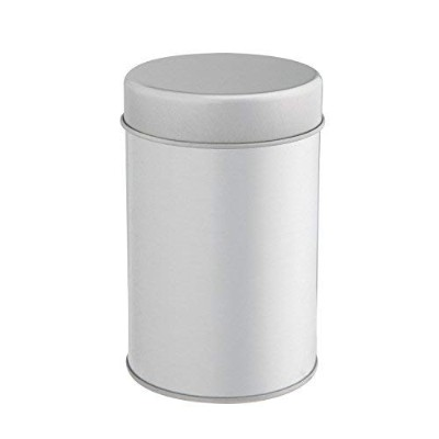 Tea CanisterセットTins with AirtightダブルLids for Loose Tea – 小さなキッチン容器for Tea Coffee Sugarストレージ、Loose...