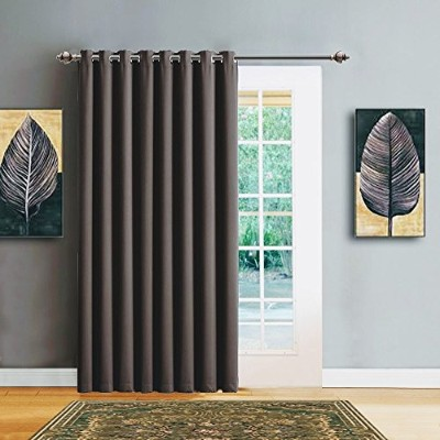 Warm Home Designs Nicole – 1パネルBlackout Curtains with Grommets。Insulated熱ウィンドウパネルand includes...