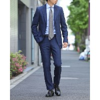 ISAIA(イザイア) ウィンドウペーンスーツ【GREGORY SUITS / TIMELESS】