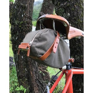 BROOKS(ブルックス) サドルバッグ【BROOKS ISLE OF WIGHT SADDLE BAG】