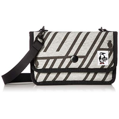 [チャムス]CHUMS Mini Pouch Sweat Angle