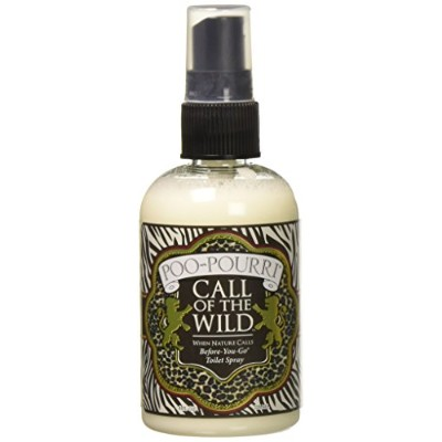 poo-pourri before-you-goトイレスプレーボトル 4-Ounce CW-004