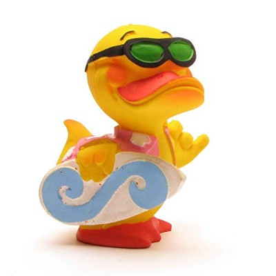 DUCKSHOP | Rubber Duck Surfer | Bathduck |??????? | L: 7 cm