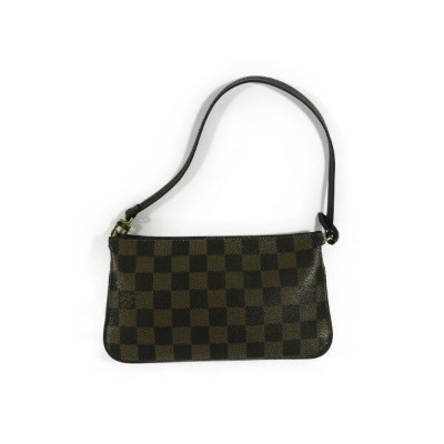 LOUIS VUITTON ルイ・ヴィトン N41206 ポシェット・アクソワール ダミエ 【中古】