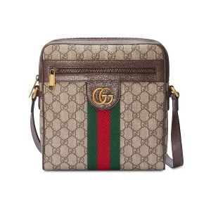 Gucci Ophidia GG small messenger bag - ブラウン