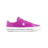 Converse One Star Pro OX trainers - パープル