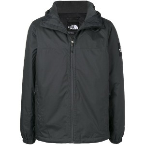 The North Face zipped fitted jacket - グレー