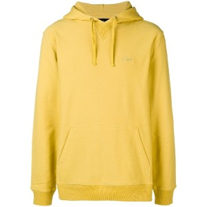 Stussy classic hoodie - イエロー