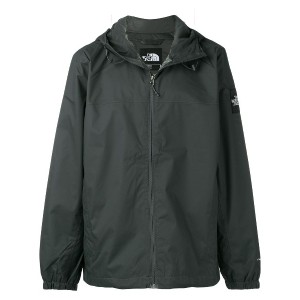 The North Face hooded jacket - グレー