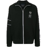 Fred Perry X Art Comes First perfectly fitted jacket - ブラック
