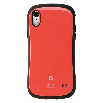 iFace First Class Standard iPhone XR ケース [レッド]