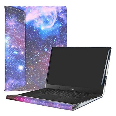 "alapmk保護ケースカバーfor 15.6 "" Dell XPS 15 9570 9560 9550 /XPS 15 2 in 1 9575ノートパソコン マルチカラー Dell XPS 15..."