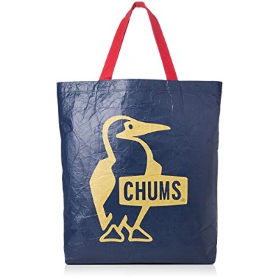 [チャムス]CHUMS Tyvek Packable Tote L Navy