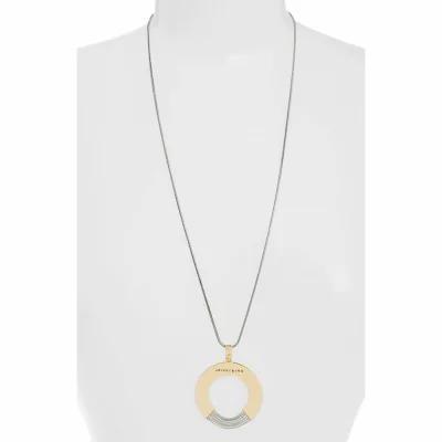 ジェニーバード JENNY BIRD ネックレス Sofia Rises Pendant Necklace Two-Tone