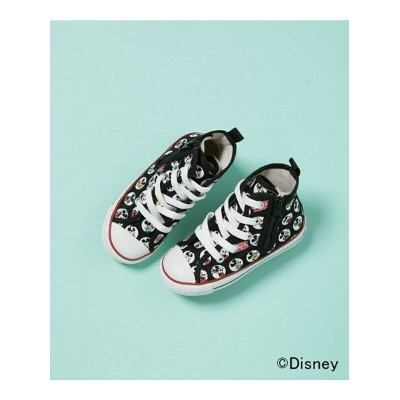 [Rakuten BRAND AVENUE]∴CHILD ALL STAR MICKEY HI CONVERSE ナノユニバース シューズ【送料無料】