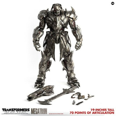 【threeA】MEGATRON(メガトロン)[Transformers: The Last Knight][グッズ] / ※ゆうメール利用不可