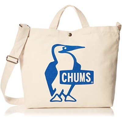 [チャムス] CHUMS Booby Canvas Shoulder Blue
