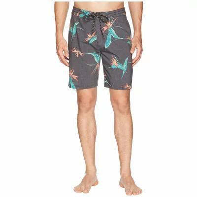 リップカール Rip Curl 海パン Jungle Lay Day Boardshorts Charcoal