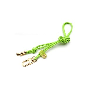 Lim`s LIM`S COULOR STRAP○LELCNS2GR Green パソコン・モバイル雑貨